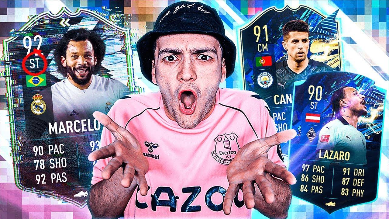 30-0 ON FUT CHAMPIONS USING FULLBACKS ONLY ON FIFA 21?!