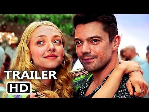MAMMA MIA 2 Here We Go Again NEW Trailer 2018 Amanda Seyfried, Lily James, Movie HD