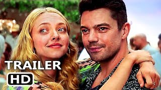 MAMMA MIA 2 Here We Go Again NEW Trailer 2018 Amanda Seyfried Lily James Movie HD
