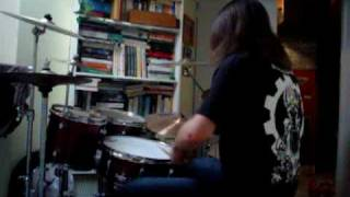 In Flames - Dial 595 Escape (Drum Cover)