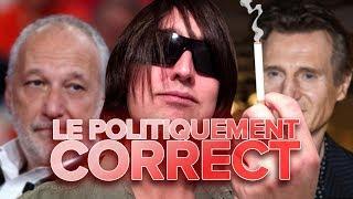 LE POLITIQUEMENT CORRECT feat. Liam Neeson & François Berléand