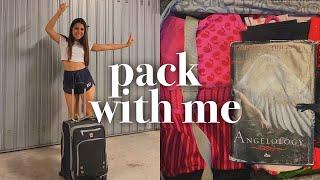 pack with me: prepariamo la valigia insieme