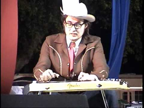 Carolyn Martin Band - Fiddle Sticks Boogie 5/21/11 Chris Scruggs Steel Guitar Texas HOF