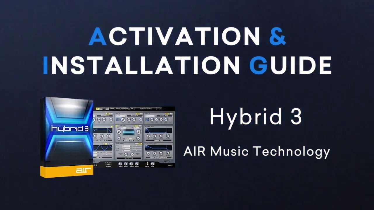 HYBRID 3 0 - Complete Installation and Activation Guide