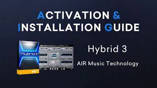 HYBRID 30 - Complete Installation and Activation Guide