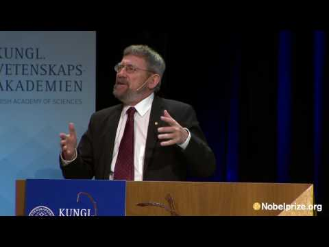 Nobel lecture: J. Michael Kosterlitz, Nobel Laureate in Physics 2016