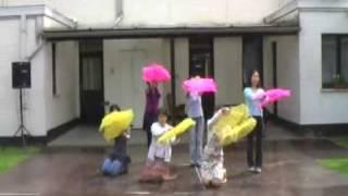 Dancing practice: Em di xem hoi Trang ram