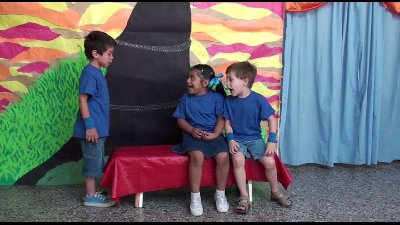 ESL for very young learners: How to make the kids talk to ...