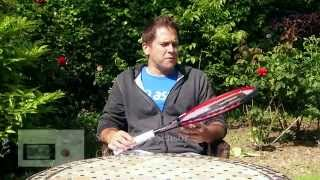 Prince TeXtreme Warrior 107 Racket Review   Stringers' World