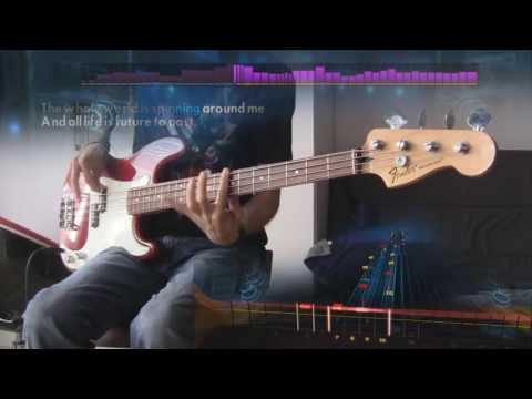 Rocksmith 2014 Dream Theater - Pull Me Under DLC Bass 98%