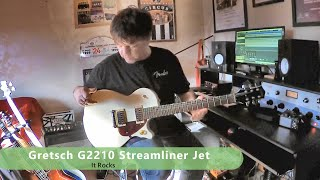Brand New Gretsch 2210 Streamliner Jet intro
