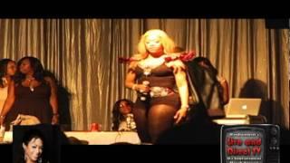 TRINA da Baddest Bitch-Single Again -Woodtainment's Live and Direct TV