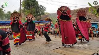 Barongan galak - Full suit - Rogo samboyo putro live daleman gudo jombang