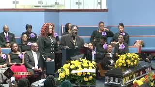 Louie Rankin R.I.P Funeral Star service