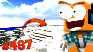 """Minecraft #487 - """"Tu powstanie fabryka zabawek!"""""""