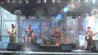 Tohu-Bohu reggae koncert a Savaria Karneválon  - 2015.