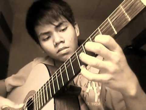 M.Raynaldi - intro full ROMANCE de amour guitar classical .wmv