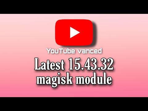 install Youtube Vanced latest apk/Magisk module | For Any Rooted Android | youtube vanced features