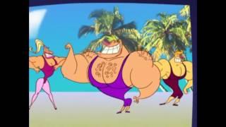 Огги и тараканы 1 сезон 29 серия ( Oggy and the Cockroaches 1-29 )