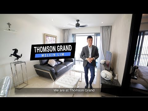 Thomson Grand, 2 Bedder, 1012sqft, Singapore Condo Property Sold - PropertyLimBrothers Propnex PNG