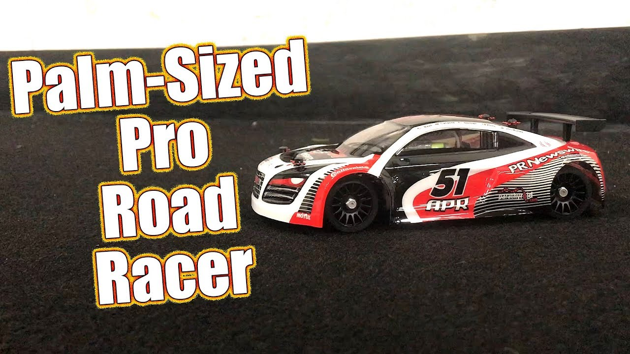 Pro Road Racer For Small Spaces
