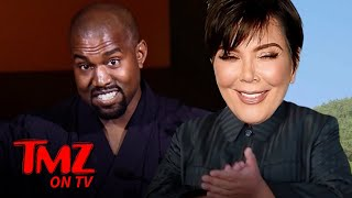 Kanye West Makes Nice with Kris Jenner, Says He Misses Jay-Z | TMZ