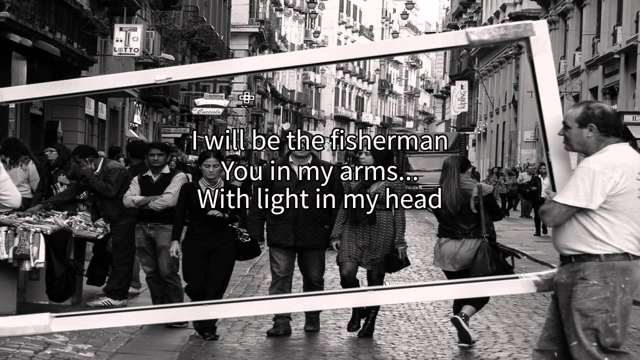 THE WATERBOYS - FISHERMAN'S BLUES LYRICS