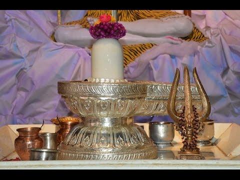 Day 11 - Evening, Athi Rudra Maha Yagna & Durga Puja-2015, Muddenahalli