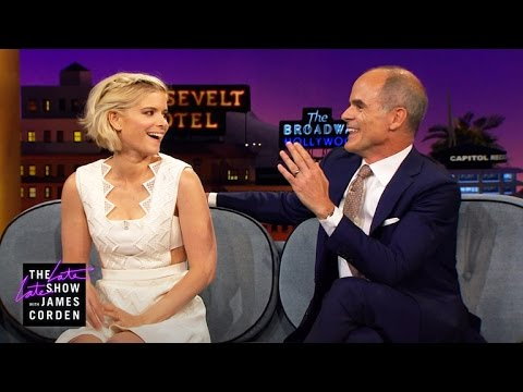House of Cards Road Trip w Kate Mara & Michael Kelly