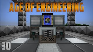 Age of Engineering EP30 Tech Reborn Industrial Grinder