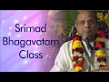 Srimad Bhagavatam Class 07.14.29 by Dwarkadhis Prabhu on 15th Dec 2016 At ISKCON Juhu