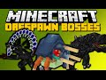 Minecraft: ORESPAWN BOSS FIGHT (Bosses, King Dragons & More) Ep 2 - Mod Showcase