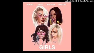 (3D AUDIO!!!)Rita Ora-Girls(Ft. Cardi B, Bebe Rexha & Charli XCX)(USE HEADPHONES!!!)