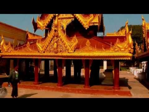Trip to Myanmar (Burma), 2014 Part II in Full HD, Bagan, Mandalay in Full HD