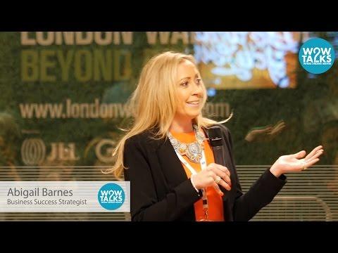 Abigail Barnes - Author, Speaker & Coach