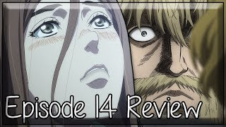 Released from Your Suffering - Vinland Saga Episode 14 Review