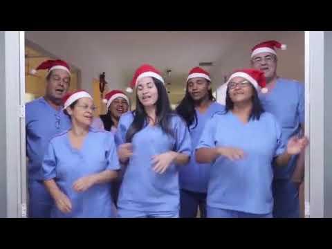 Vídeo-homenagem feito pelos colaboradores do Hospital Regional De Santana Do Ipanema