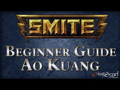 Smite Short Beginner Guide 5: Ao Kuang