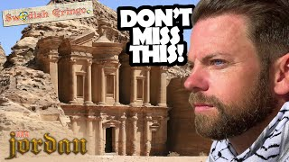 Jordan solo travel guide: What to see and do in Petra, Amman and Aqaba