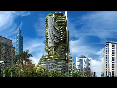 CRAZIEST Modern Buildings In The World!