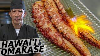 Download How Master Sushi Chef Seiji Kumagawa Uses Modern Technology to Upgrade his Hawai'i Omakase — Omakase Mp3 and Videos