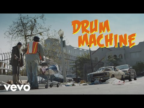 Big Grams feat. Skrillex - Drum Machine