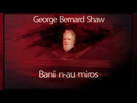 Banii n-au miros (1963) - George Bernard Shaw