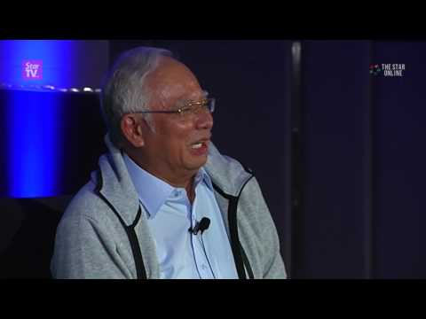Wild Digital Conference Q&A between Patrick Grove and Najib (Full)