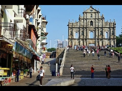 Ruins of St. Paul Church, Macau | 大三巴牌坊