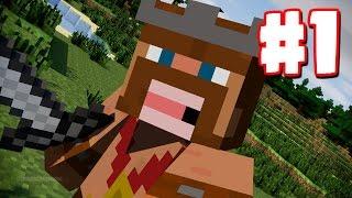 """CREEPER BASHING"" | Minecraft Survival | King"