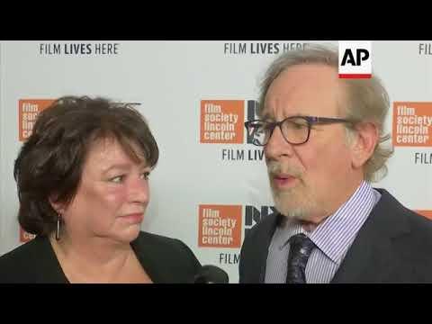 Spielberg reaction to Weinstein allegations