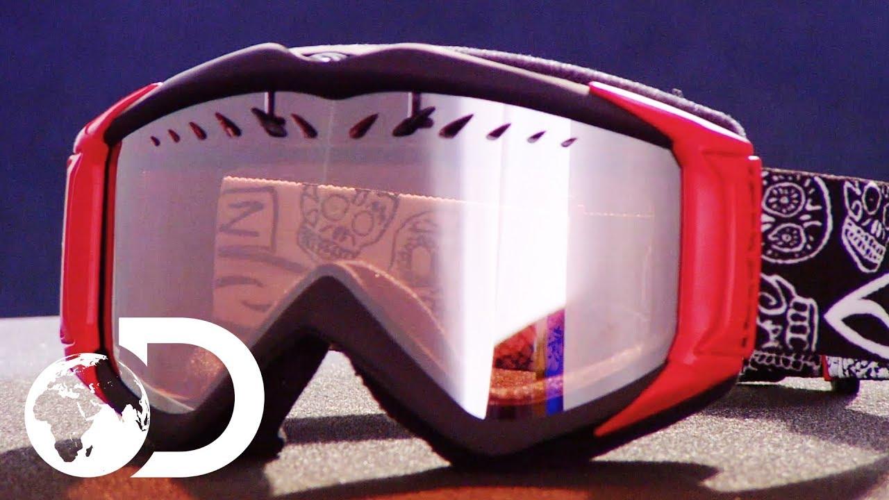 Како се прават очила за скијање?