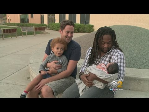 Adoptions Challenging For Multiracial Families