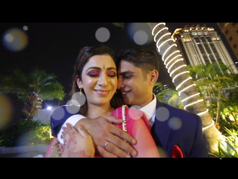 Cinematic Engagement & Solemnization | Jaswinder & Dr Shareenjit  |  Singapore